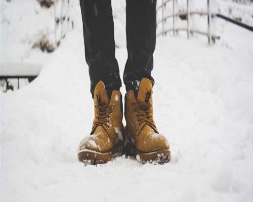مراقبت از پای دیابتی در زمستان