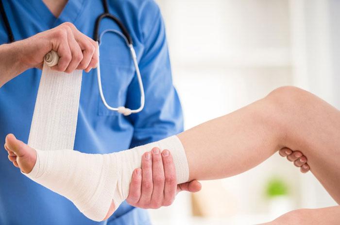 مراقبت از زخم غیر بهبودیافته و متخصص درمان زخم