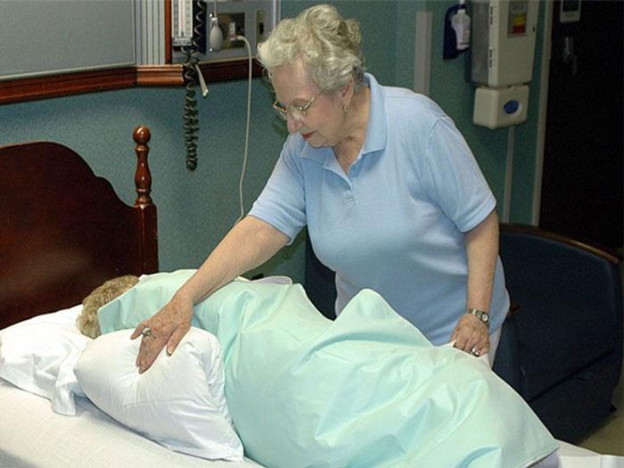 زخم فشار و راه های پیشگیری و درمان آن