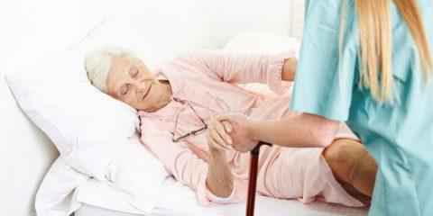 مراقبت از زخم بستر در خانه