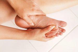مشکلات پای دیابتی