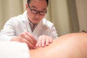 آیا طب سوزنی در درمان زخم موثر است؟